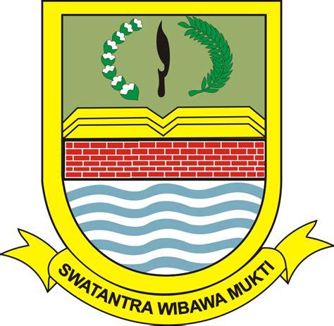 logo kabupaten bekasi kumpulan logo indonesia