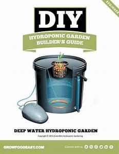 Hydroponic Gardening Bubble Bucket Diy Builder U0026 39 S Guide