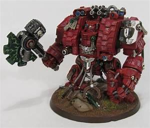 Adeptus Mechanicus, Dreadnought, Warhammer 40 K - Mech ...
