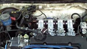 Honda Crx B18 With Obx Itbs  Individual Throttle Bodies