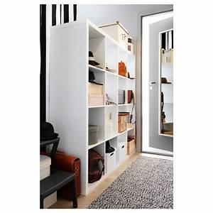 Ikea Regalsystem Kallax : ikea kallax 16 cube storage bookcase square shelving unit white ebay ~ Orissabook.com Haus und Dekorationen