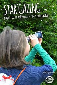 Constellation Activity - Paper Tube Telescope Craft With ...