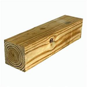 6 In X 6 In X 16 Ft 2 Pressure Treated Timber 261023