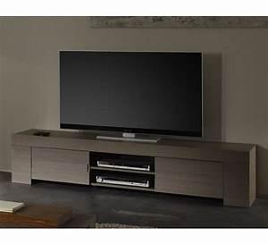 Meuble Tele Moderne : meuble t l moderne laqu 4187 ~ Teatrodelosmanantiales.com Idées de Décoration
