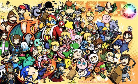 Super Smash Brothers Brawl By Jurieduty On Deviantart