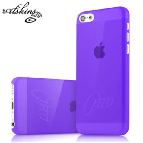 purple iphone 5c itskins zero 3 lightweight for iphone 5c purple