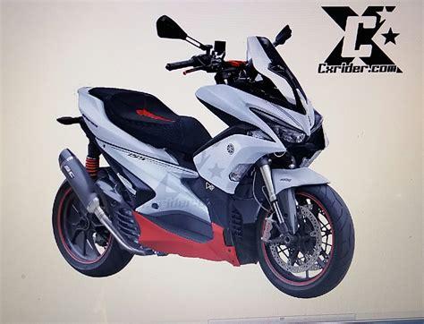 Modifikasi Motor Aerox 155 by Modifikasi Yamaha Aerox 155 Cxrider