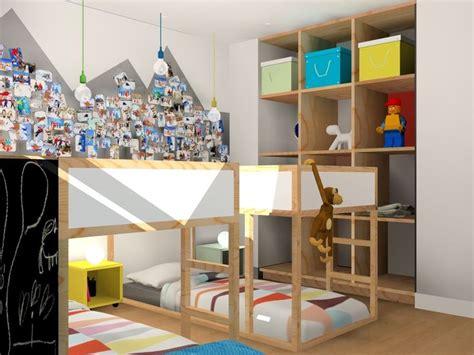 chambre enfants apartement de vacances lit ikea image