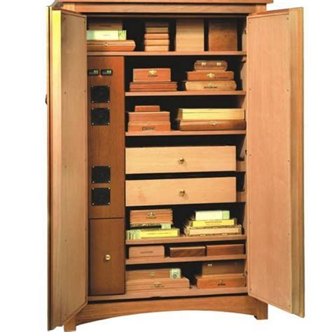 free cigar cabinet humidor plans woodworking projects plans