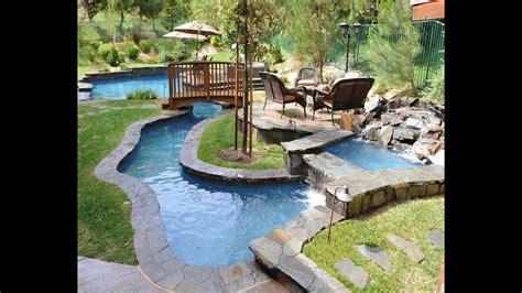 backyard oasis ideas youtube