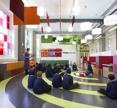 School interior design - http://dzinetrip.com/primary