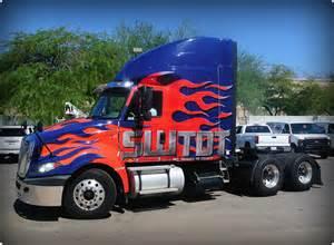 Custom Semi Truck Graphics