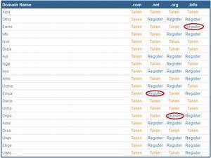 4 letter domain names database updated namestallcom With available 3 letter domain names