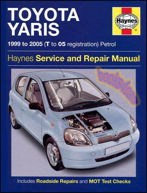 car repair manuals online free 2000 toyota echo seat position control toyota echo shop manual service repair book haynes 2000 2005 2004 2003 2002 2001 ebay