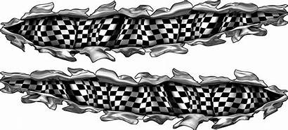 Checkered Flag Graphics Decals Designs Graphic Cars