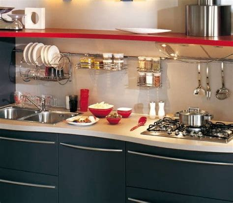kitchen rail storage kitchen railing storage ideas kitchen organization us3 2478