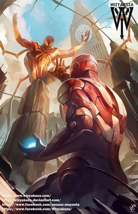aranha de ferro vs homem de ferro hq 243 is unidos homem de ferro e homem aranha