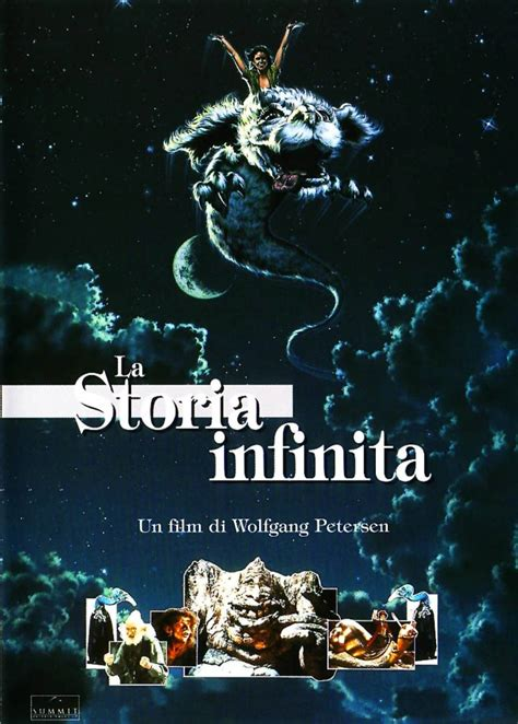 Volante Storia Infinita by La Storia Infinita 1984 Scheda Stardust