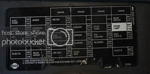 Nissan Xterra 2001 Fuse Box Diagram 24780 Getacd Es