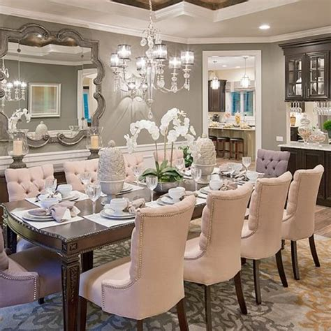 Decorating Ideas For Formal Dining Room by Best 20 Formal Dining Rooms Ideas On Formal