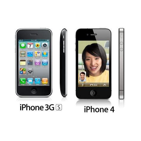 iphone 4 mobile iphone 4 vs iphone 3gs