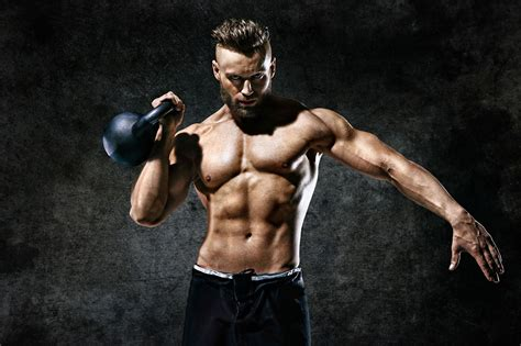 kettlebell mass muscle exercises workouts
