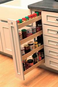 spice racks drawers storage dura supreme cabinetry With kitchen cabinets lowes with long vertical wall art