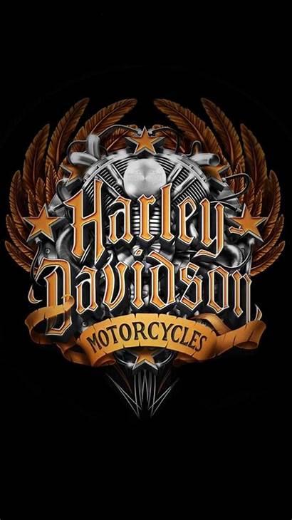 Harley Davidson Wallpapers Iphone Logos Tattoos Davison