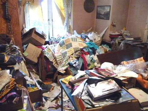 My Chaotic, Cluttered, Messy Room