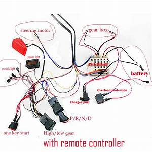 Electric 12v Ride On Car Wiring Diagram