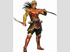 Dynasty Warriors 6 Character CGI Portraits Kongming's