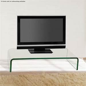 Tv Aufsatz Glas : modern fernseh tisch monitor aufsatz tv ablage gebogen glastisch wohnzimmer edel ~ Whattoseeinmadrid.com Haus und Dekorationen