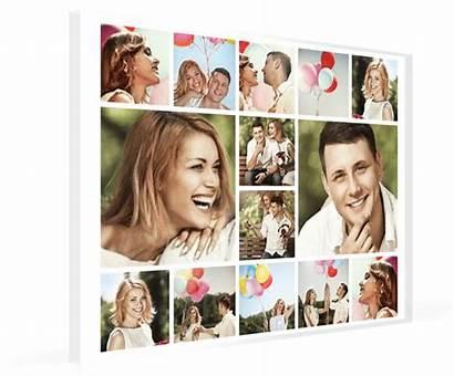 Acrylglas Fotocollage Collage Erstellen