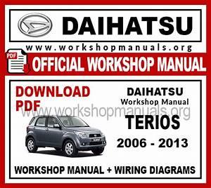 Daihatsu Yrv Workshop Repair Manual