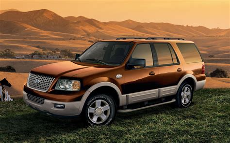 ford expedition king ranch 2003 2006 ford expedition pre owned truck trend