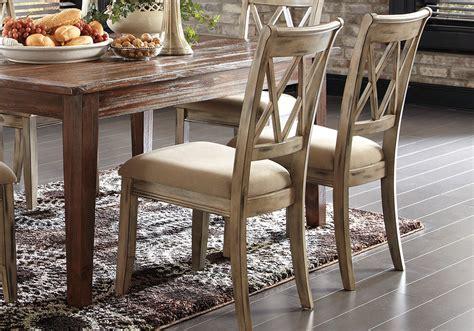 mestler 2 antique white chairs lexington overstock warehouse