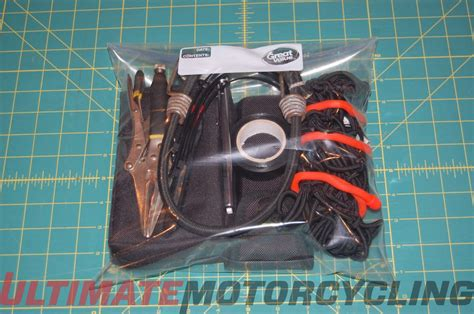 Top 10 Motorcycle Gadgets  No Batteries Required