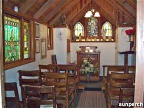 townsend ga smallest church  america page