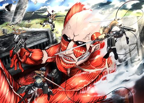 attack  titan full hd wallpaper  background