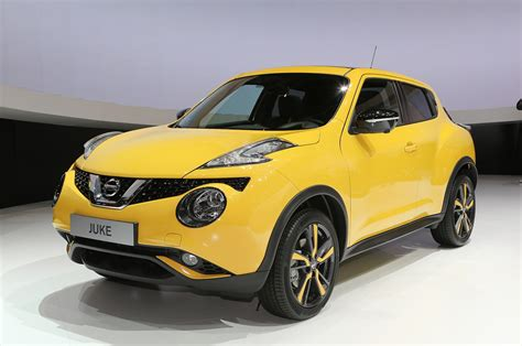 2015 Nissan Juke Debuts Refreshed Look, Better Tech At ...