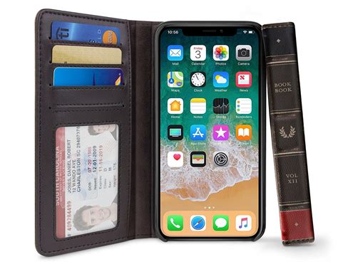 Best X The Best Wallet Cases For Iphone X