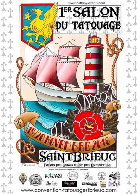 Salon Du Tatouage St Brieuc 2017 Tatouage