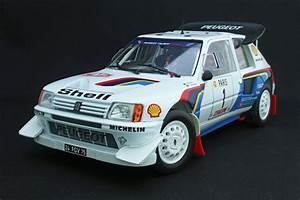 205 Turbo 16 : solido scala 1 18 peugeot 205 turbo 16 evo2 gruppo b rallye montecarlo 1986 ii class ~ Maxctalentgroup.com Avis de Voitures