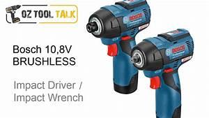 Bosch 10 8v : bosch 10 8v brushless impact driver impact wrench gds 10 8 v ec gdr 10 8 v ec ps42 youtube ~ Orissabook.com Haus und Dekorationen