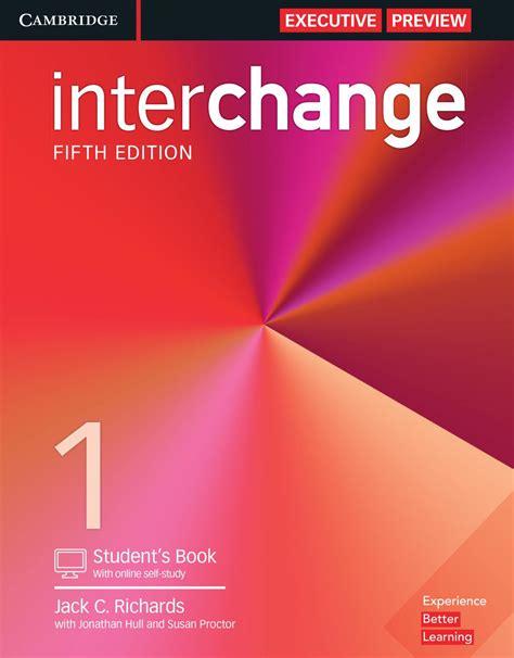 interchange  edition executive preview  cambridge