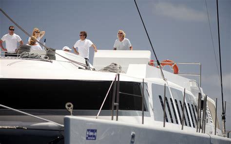sir richard branson   helm yachting world