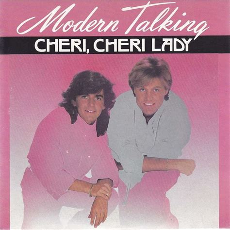 modern talking cheri cheri cheri cheri by modern talking sp with jlrem ref 115730861