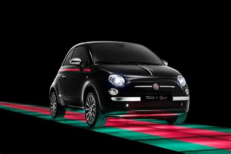 It also serves to commemorate gucci's 90th anniversary. Fiat 500 Gucci: the Car for Your Inner RuPaul   AutoFoundry