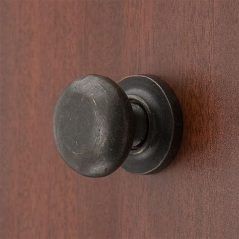 kitchen cabinets with knobs solid bronze round knob with beveled round base plate