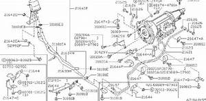 Infiniti Q45 Gusset Transmission To Engine  Fitting